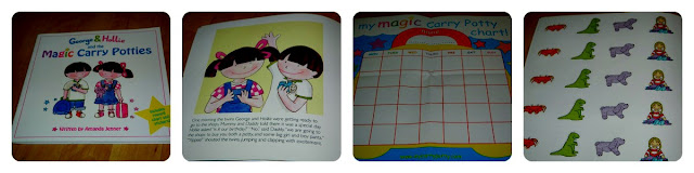 My Carry Potty Free Potty Training Book