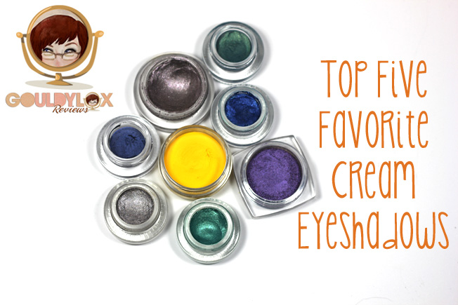 best cream eye shadows
