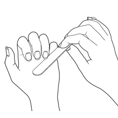 How To Basic Manicure