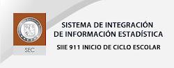 CAPTURA SIIE 911 INICIO DE CICLO