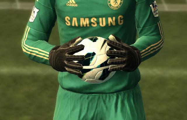 PES 2013 Gloves for PES 2012 | PES Hybrid