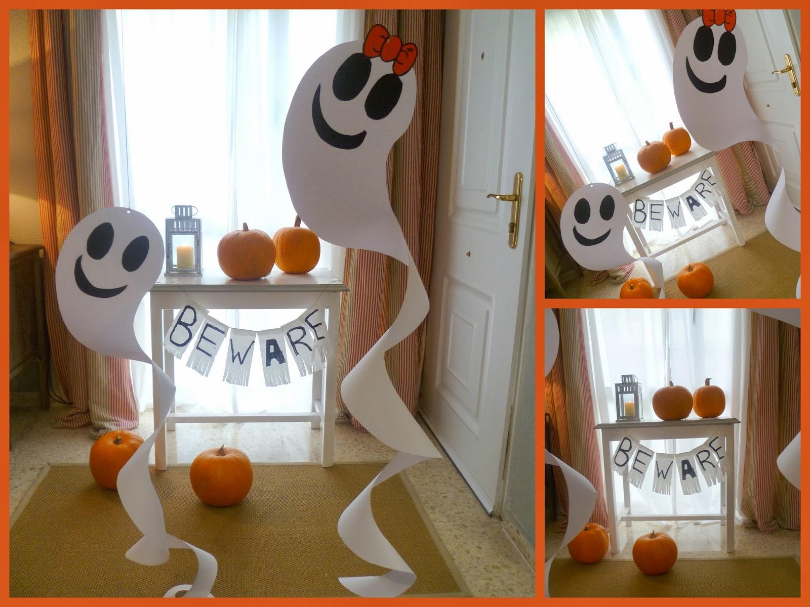 Tarde de hadas Decorar la casa para Halloween