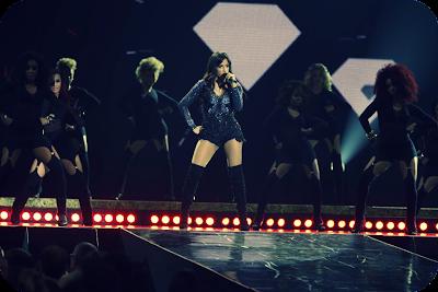 apresentação Anitta