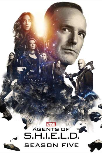 Agents of S.H.I.E.L.D. 5ª Temporada Torrent – WEB-DL 720p/1080p Legendado