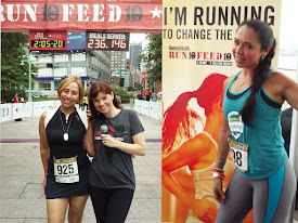 NYC 10k Run for Hunger Awareness