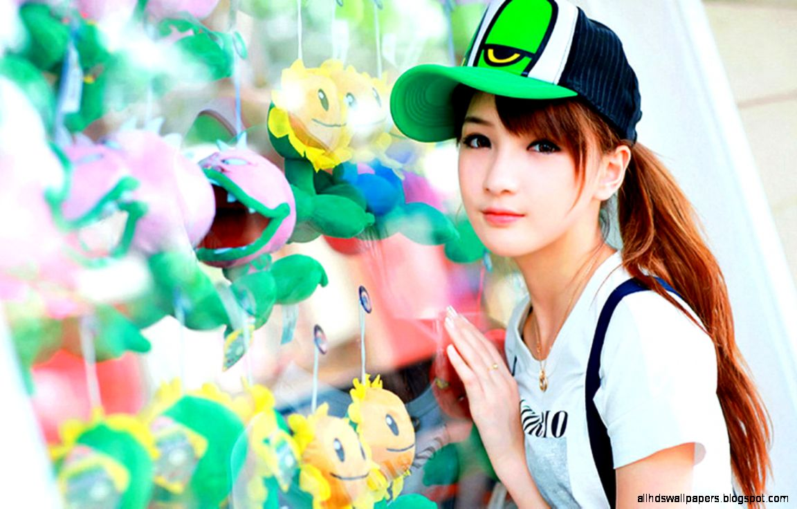 Pretty Girl Wallpaper for PC   WallpaperSafari