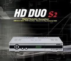 Atualizacao do receptor Freesatelital HD Duo S2 V