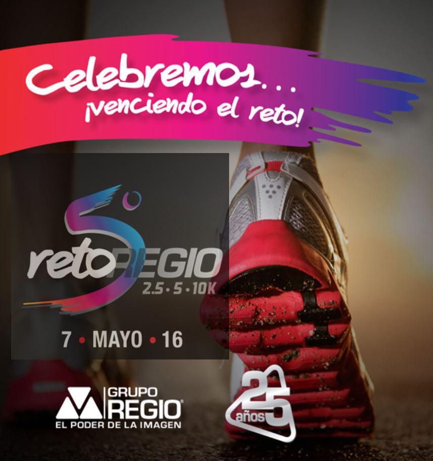 5 to Reto Regio