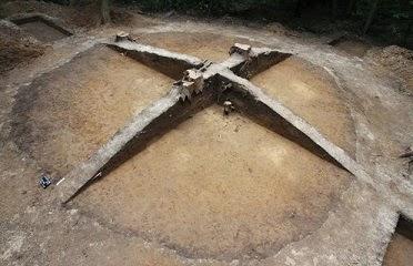Découverte d'un tumulus de 4000 ans en parfait état en Pologne