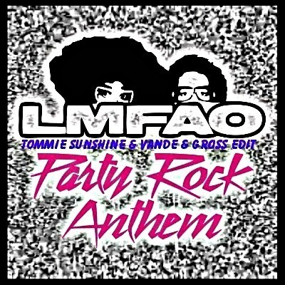 Lmfao Party Rock Anthem Album Song Party Rock Anthem