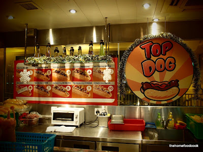 thehomefoodcook - four days of hong kong - top dog
