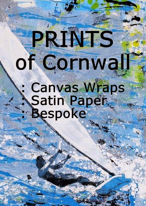 Beautiful Prints of Cornwall now in my Online Shop ...