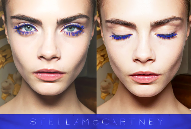 Stella McCarney Fall Winter Make Up
