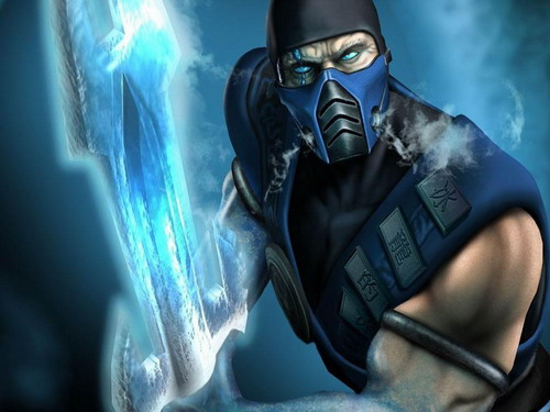 Mortal Kombat Wallpaper mortal kombat sub zero