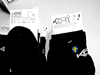 kori squirrel sportsock high quality made in sweden
