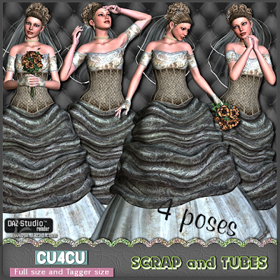 Stylish Bride Freebie (CU4CU) .Stylish+Bride+Freebie_Preview_Scrap+and+Tubes