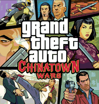 Grand Theft Auto (GTA) Chinatown Wars v1.00 Android