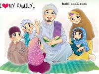 Cara Mendidik Anak Secara Islami