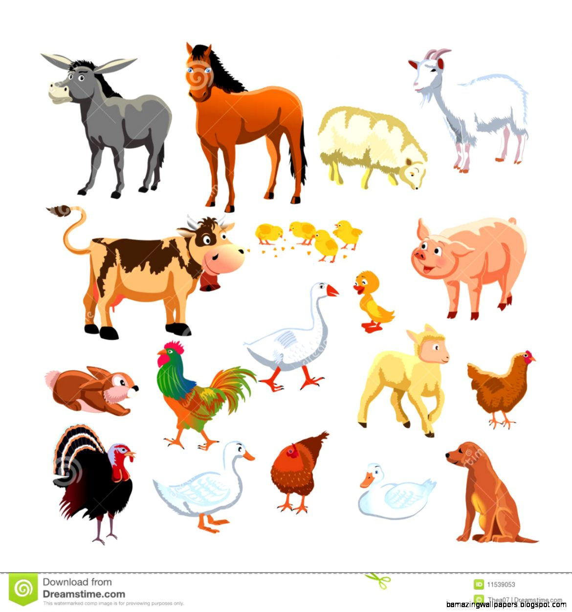 Farm Animals Stock Photos Images amp Pictures – 45029 Images