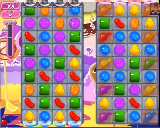 level 293 candy crush tips level 293 doel van candy crush level 293