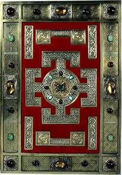 Lindisfarne Gospels 1000 Creations
