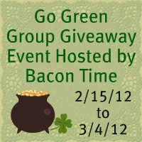 St. Patties Linky &amp; Group Giveaway!