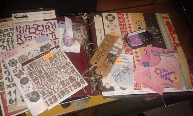 Art Li and Stuff - Scrapbook supplies