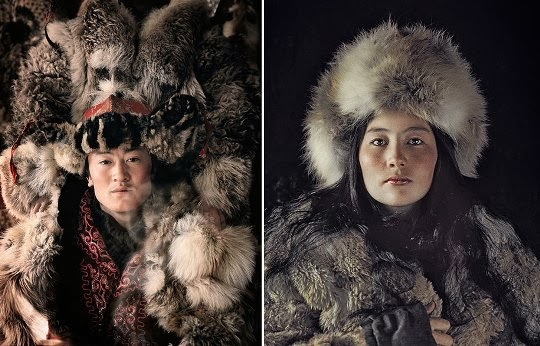 Kazakh, Mongolia people
