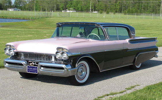 1957+Mercury+Turnpike+Cruiser+4 Door+Sedan july 2012 all about wiring diagrams 1963 Mercury Marauder at gsmx.co