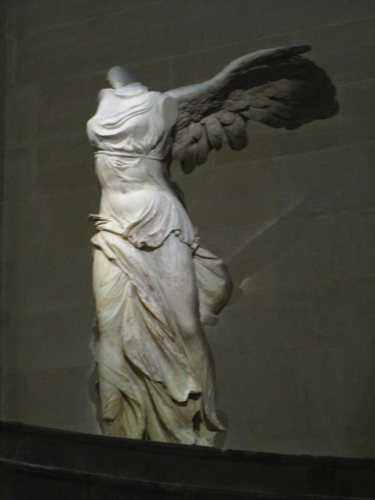 The winged victory of samothrace art history blogger biocorpaavc