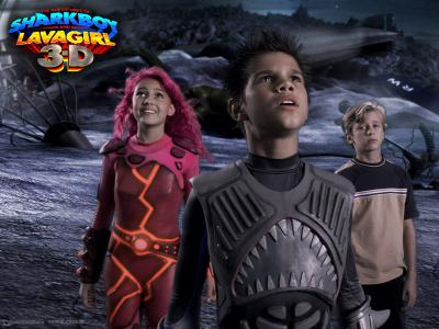 The Adventures of Sharkboy and Lavagirl 3-D 2005 - IMDb