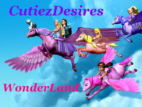 CUTIEZDESIRES ~WONDERLAND~