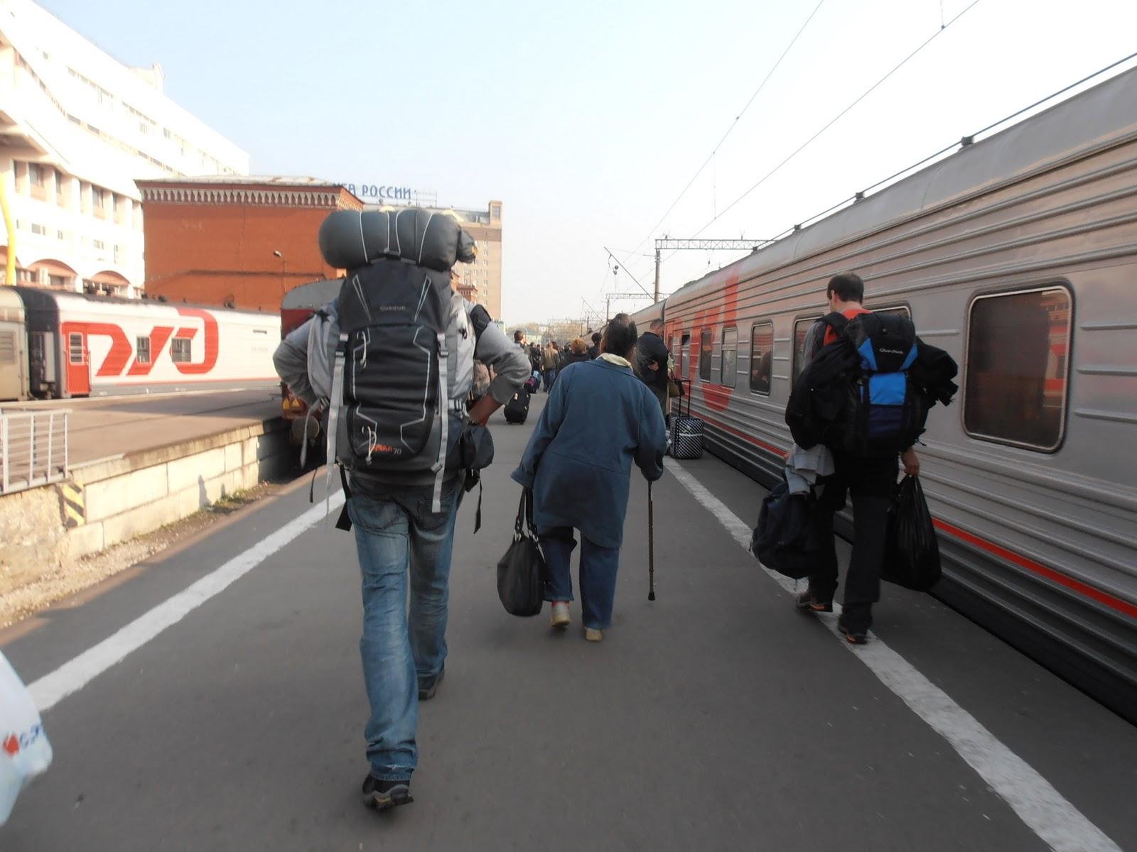 Los destinos de visa rusa de transporte hablan