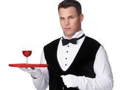 Офіціант, бармен