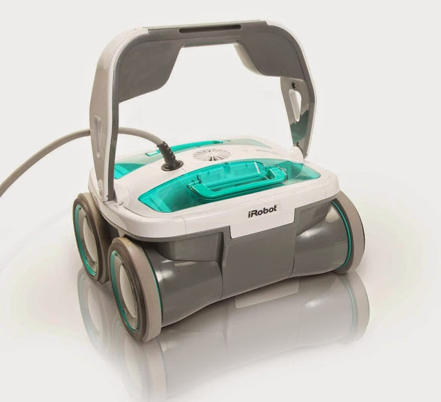 Must Have Housekeeping Gadgets - iRobot Mirra 530 Swimmingpool Cleaning Robot
