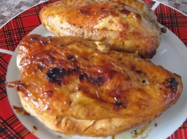 Как приготовить куриную грудку в духовке рецепт