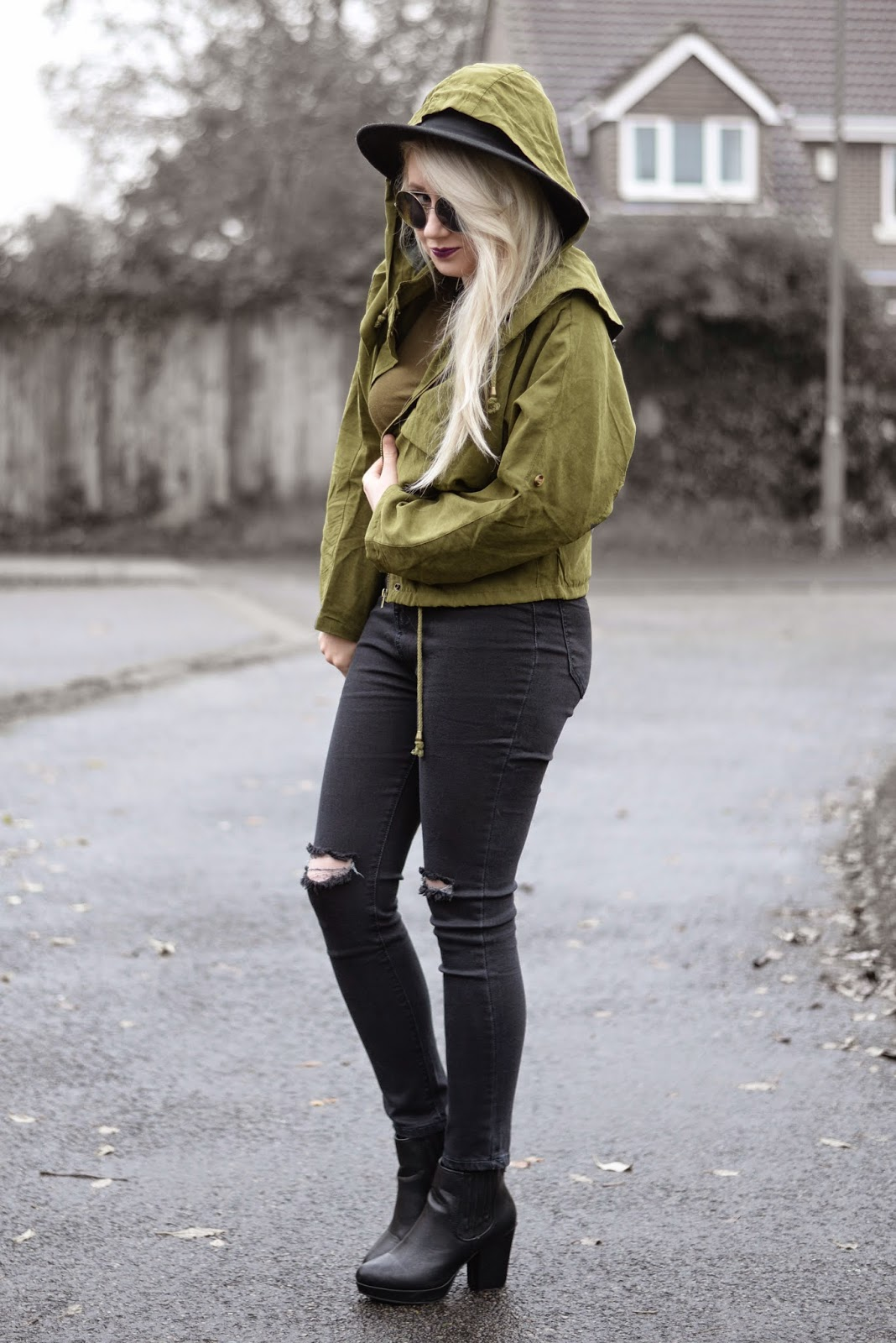 Sammi Jackson - Green on Green