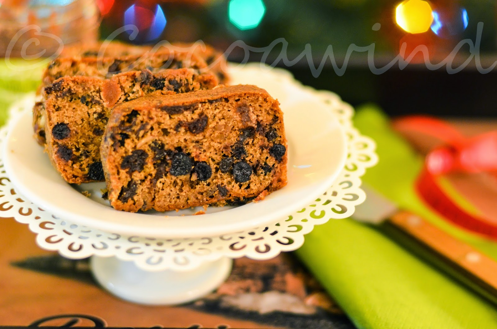 Alton Brown's Fruit Cake