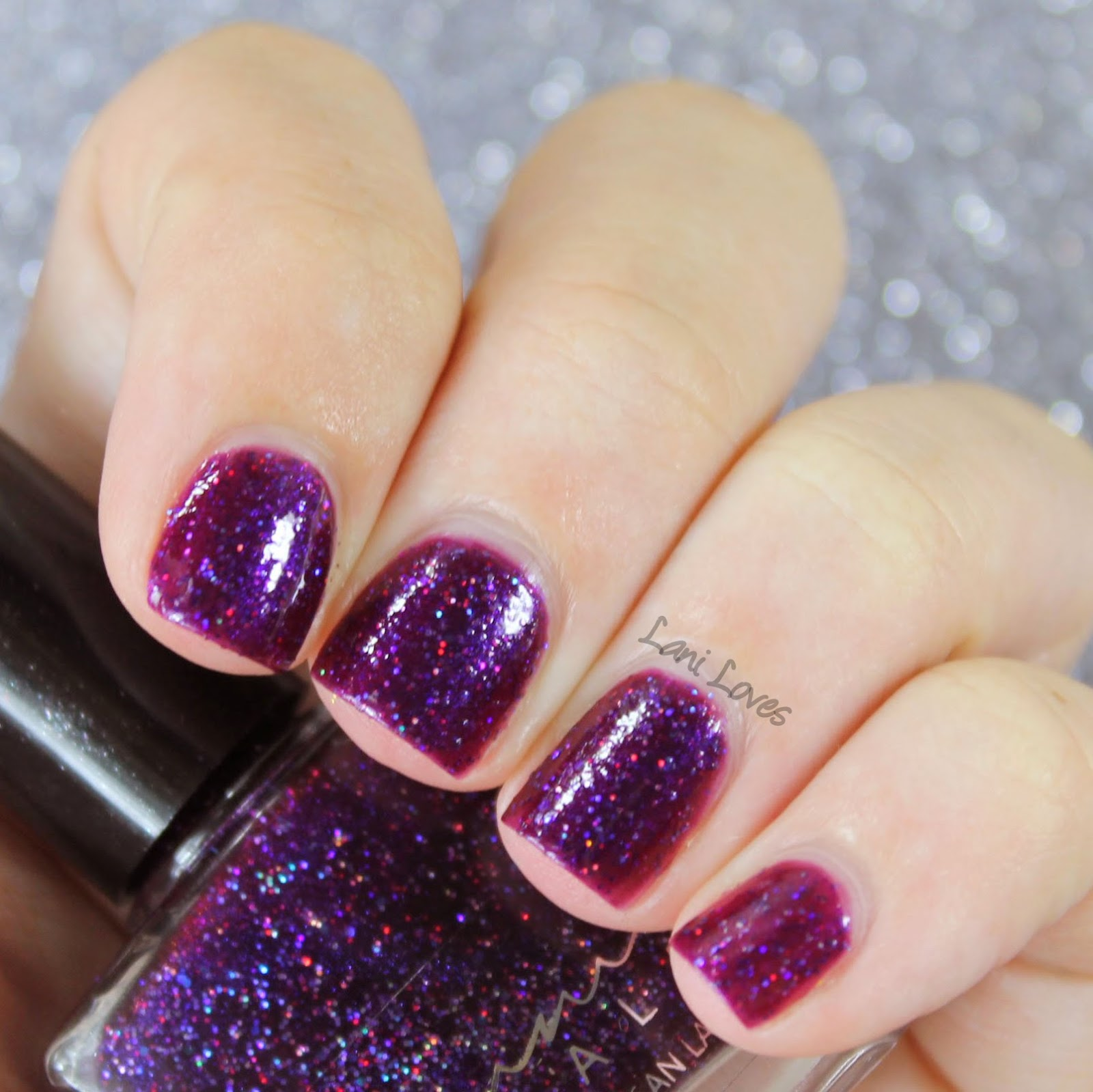 Femme Fatale Cosmetics - Star-Crossed Lovers nail polish swatch