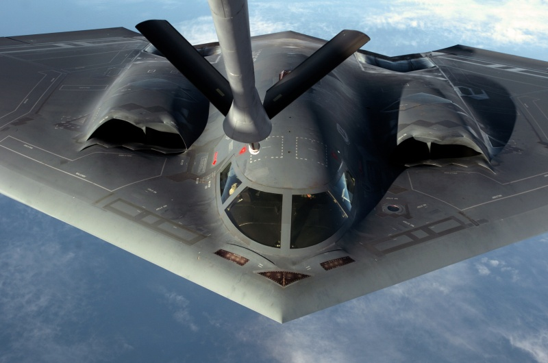 Stealth B-2 Spirit Multi-Role Bomber