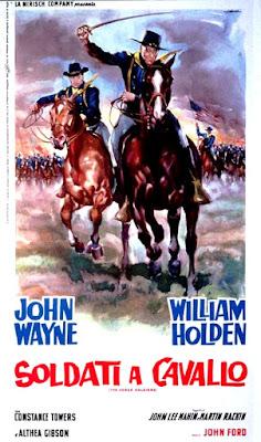Soldati a cavallo 1959