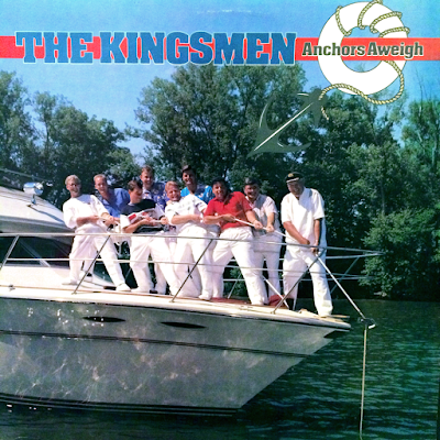 The Kingsmen Quartet-Anchors Aweigh-