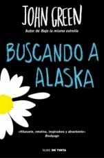 portada libro buscando a alaska