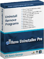 Free Download Revo Uninstaller Pro 3.0.1 with Crack Full Version