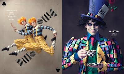 Design Army Washington Ballet Alice in Wonderland