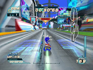 Download Games Sonic Riders PS2 ISO For PC Full Version