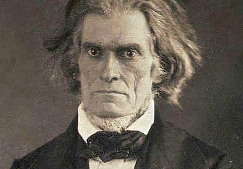an analysis of the government in a disquisition on government by john c calhoun John c calhoun essay examples 15  john c calhoun's analysis of  an analysis of the nature of man and the origin of government in a disquisition on government.