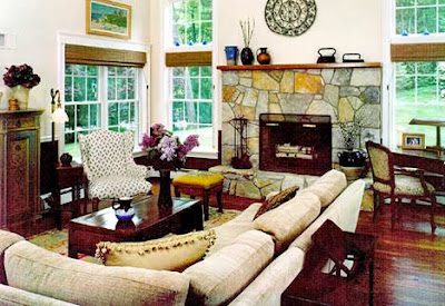 tradisional living room interior design ideas