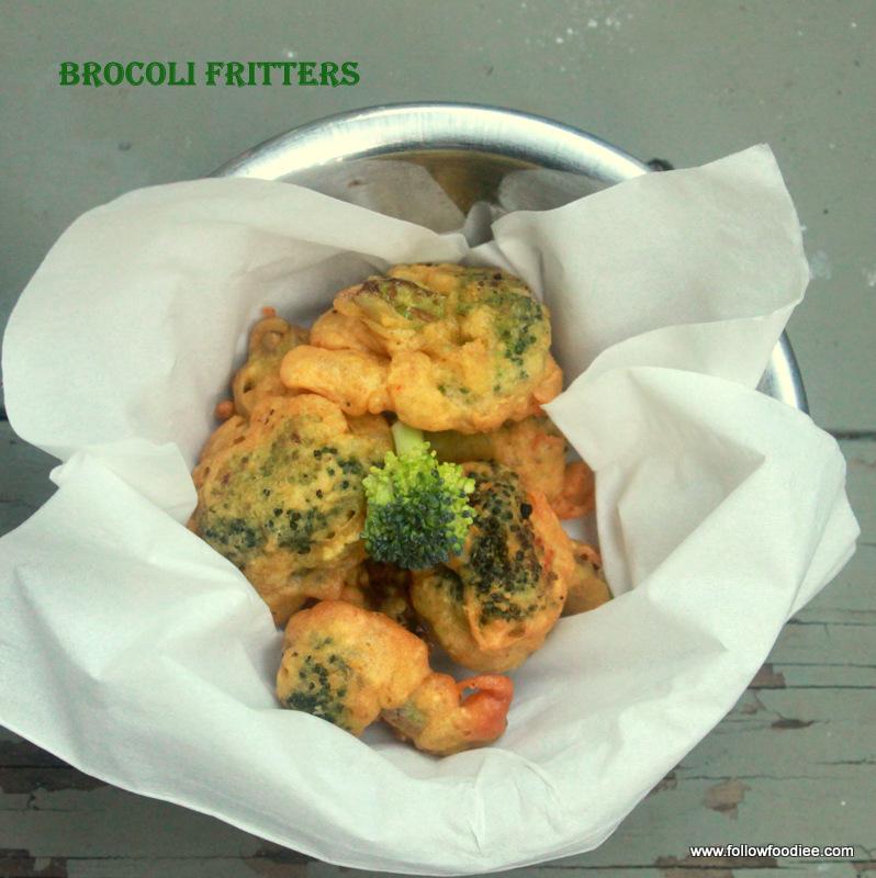 Broccoli Bajji