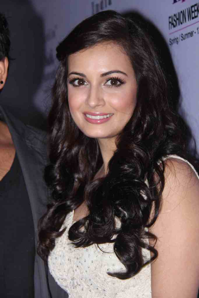Diya mirza 1 - Diya mirza at India Kids Fashion Week